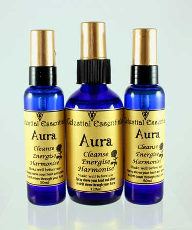 Aura Spray Cleanse & Energise