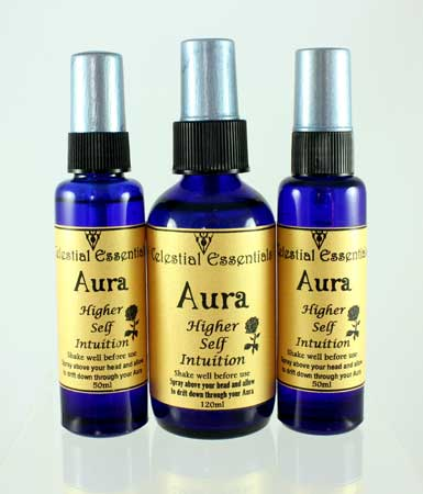 Aura Spray Higher Self Intuition